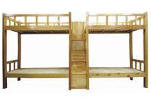 实木学生公寓床和钢木学生公寓床哪个好?