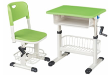学生可升降课桌椅应该注重的问题及解决方案
