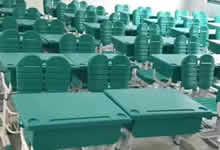 为什么很多湖南的学校和江西学生课桌椅厂家采购?