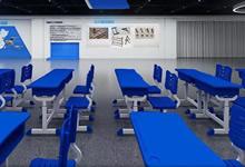 学校课桌椅板凳厂家哪个好?中小学课桌椅生产厂家推荐