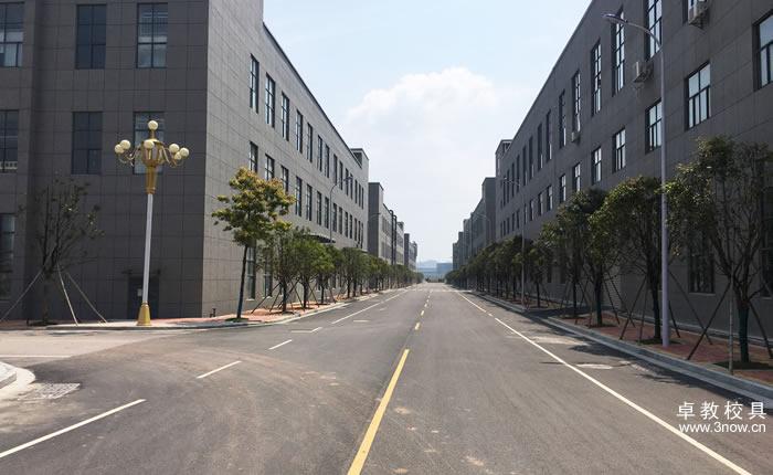 江西南城县校具产业园